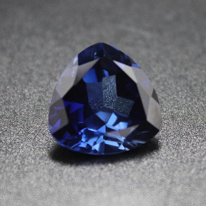 Beautiful Tanzanite: Hot Sale 6.20Ct 10mm Beautiful Blue Tanzanite Zircon