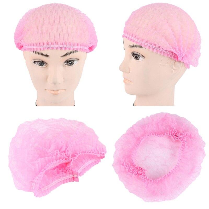 100 шт. розовый или душ Cap