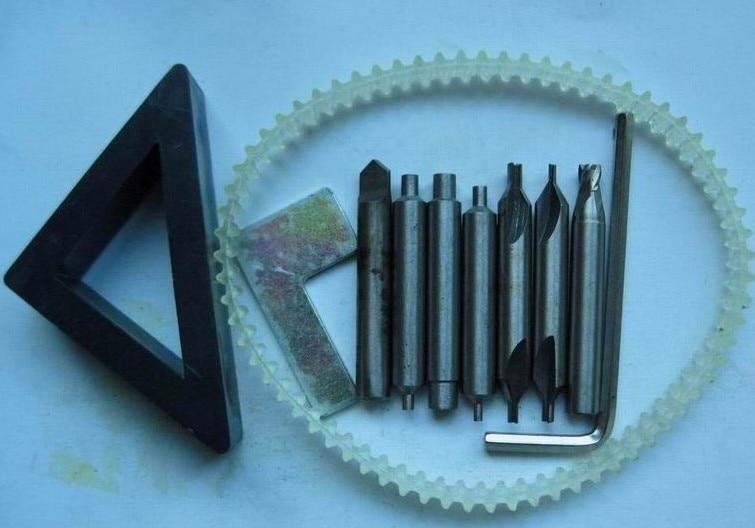 Defu kulcsvágógép vágó lakatos - Kézi szerszámok - Fénykép 5
