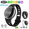 Waterproof Smart Wristband E07 Passometer Fitness Tracker Bluetooth Sports Bracelet For Iphone Android Phone PK mi Smartband