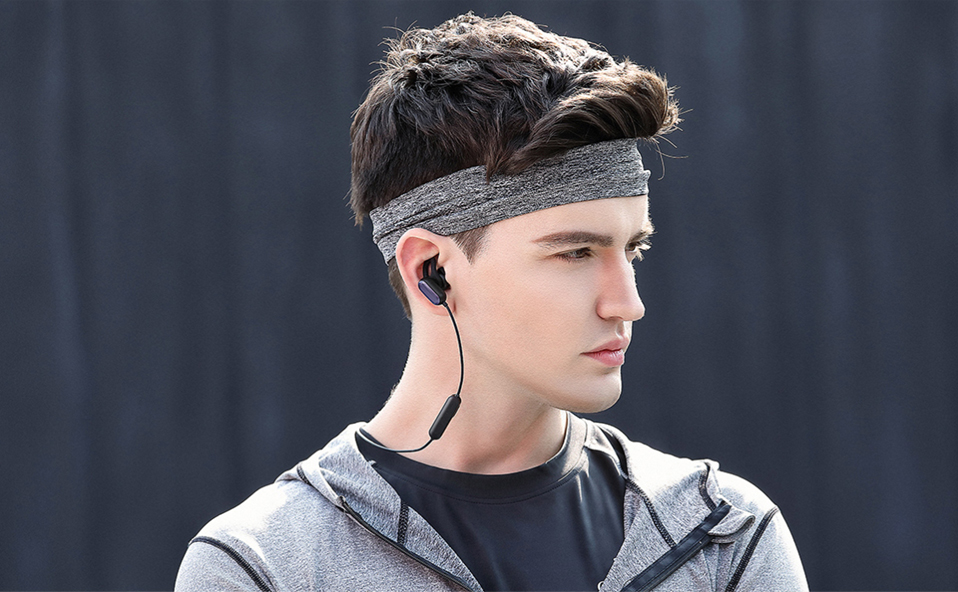 Xiaomi Sports Earphone Bluetooth 4.1 Youth Edition Version Headphones Wireless Bluetooth Headset running AI Control Mi Headsets (14)