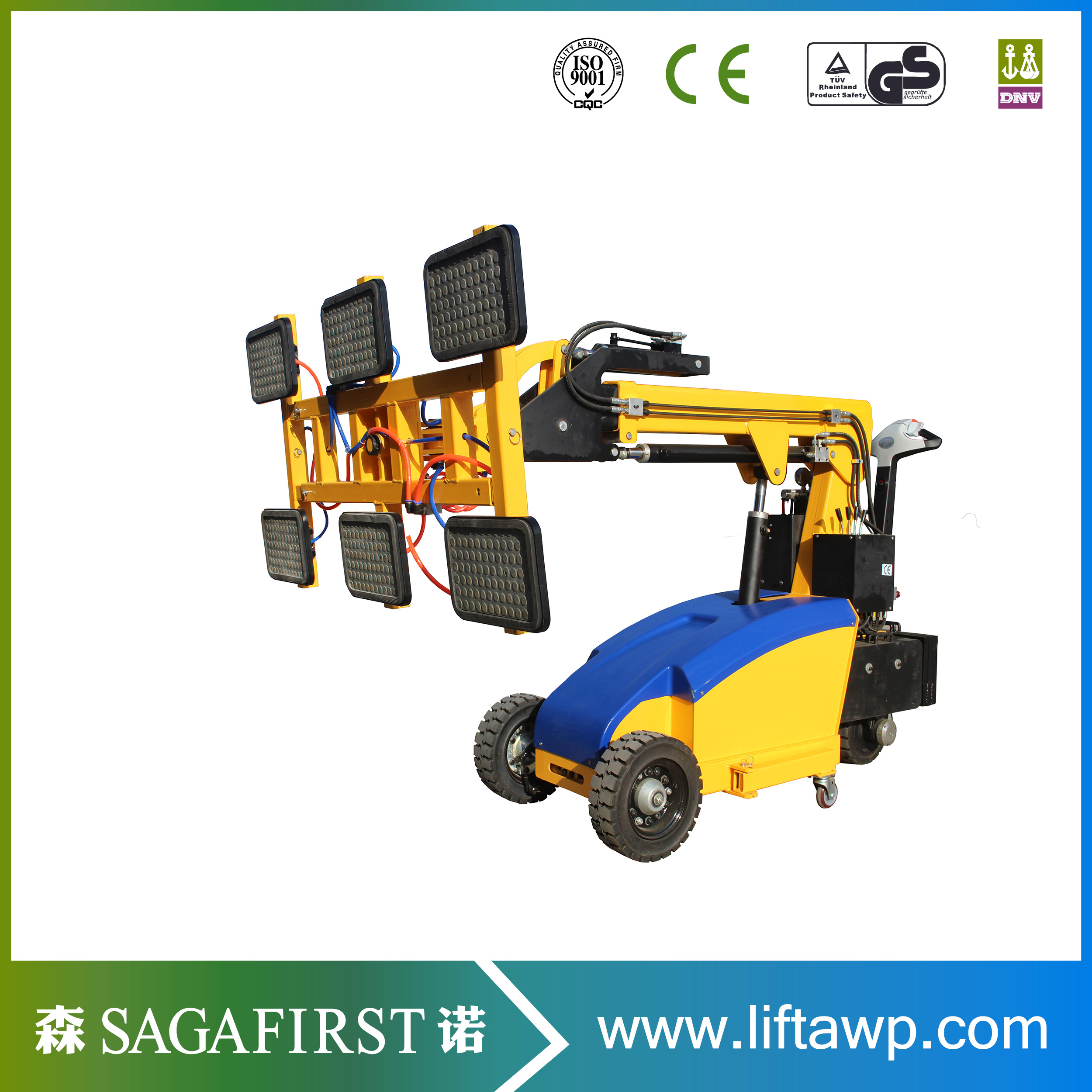 Vacuum Lifters For Lifting Metal Plate