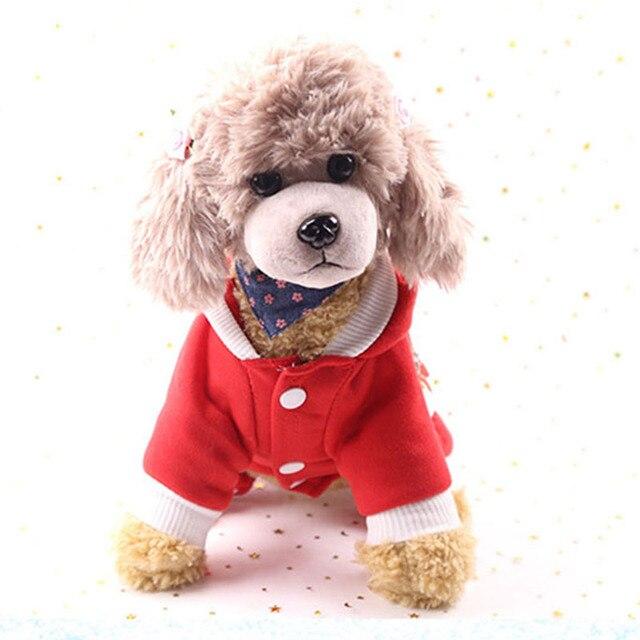 JORMEL 2019 NUOVO Caldo Di Natale Del Cane del Rivestimento del Cappotto Autunno Inverno Pet Vestiti Del Cane di Moda per Chihuahua Cani di Piccola Taglia