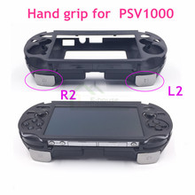 E house Matte Hand Grip Handle Joypad Stand Case with L2 R2 Trigger Button For PSV1000 PSV 1000 PS VITA 1000 Game Console