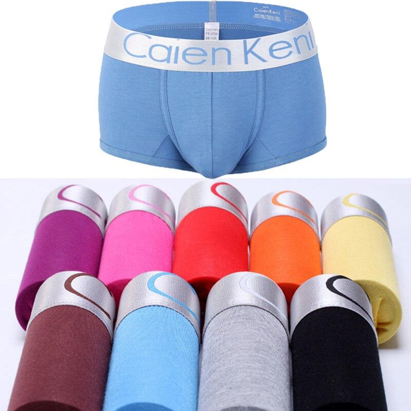 10pcs/lot Boxer Men Cotton Men's Underwear Boxers Breathable Man Boxer Solid Underpants Comfortable Brand Shorts Jdren