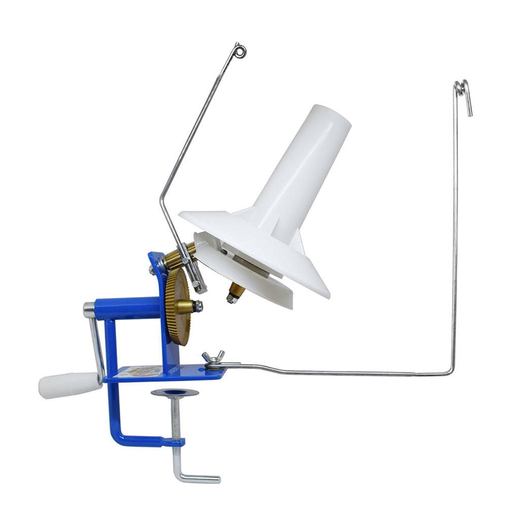 Household Hand Operated Rotating Wool Yarn Ball Winding Machine Winder In Box Size Hand-Operated Yarn Ball Winder 40x38x15 cm