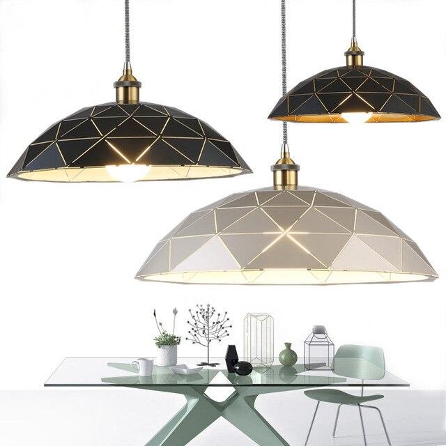 Nordic Küche Pendelleuchte Led Dekoration Modernen Minimalistischen Kunst  Wohnzimmer Esszimmer Geometrische Design Ufo Pendelleuchten Led