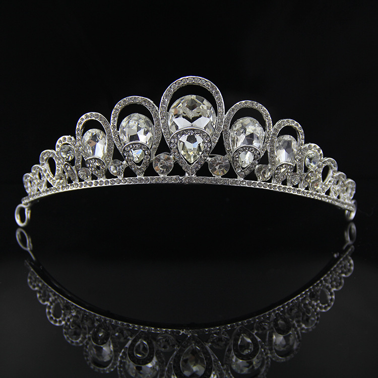 Christmas promotion vintage tiara and crowns bridal hair ...