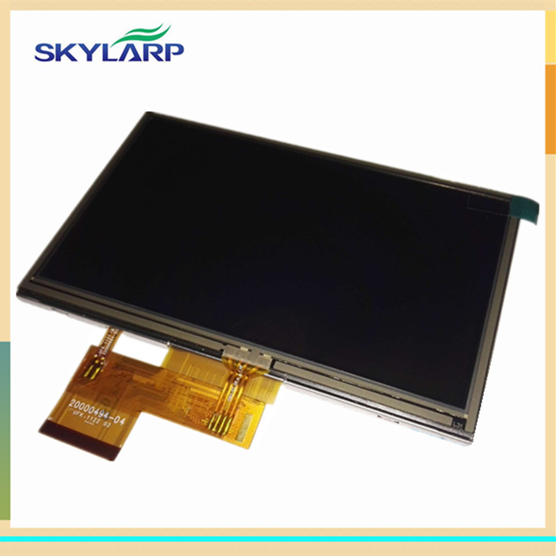Original 5 inch TFT LCD Screen for GARMIN Nuvi 1410 1410T LCD Screen display panel with Touch screen digitizer replacement 3 5 tft lq035q7dh06 lcd screen display with touch screen digitizer for mc7090 mc7094