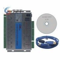 Обновление CNC Mach3 USB 4 оси движения Управление карты коммутационная плата 2 МГц MK4 V