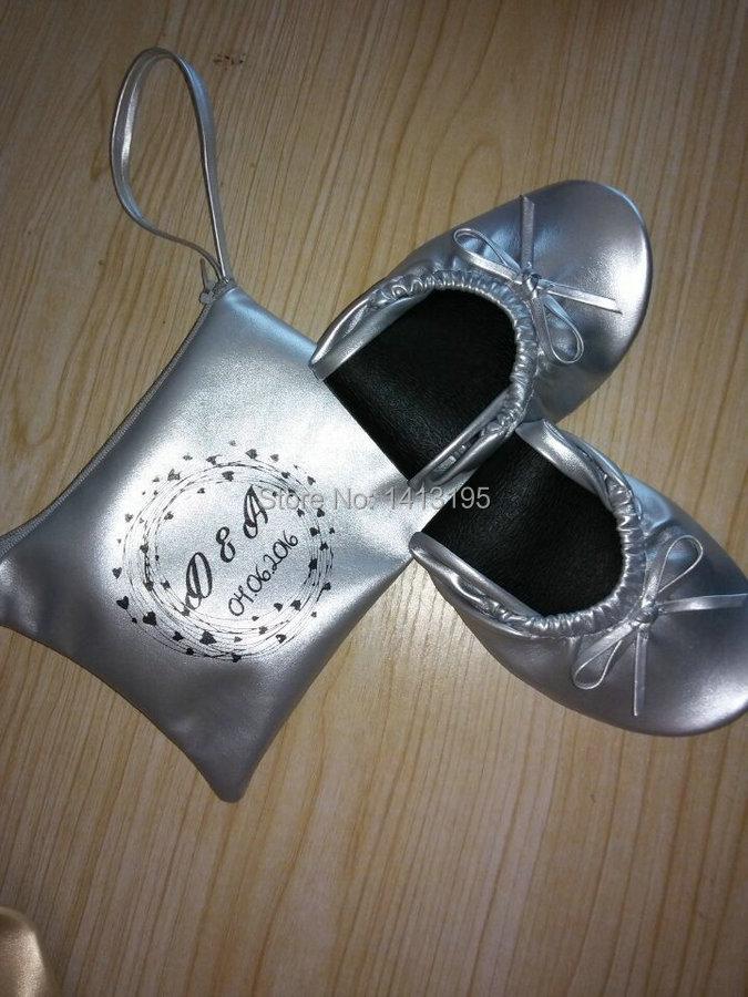 Mariage Pour Gros Pliable Design Ballerine Chaussures En Mode Gratuite De Pliage Cadeau Livraison Xq47vw