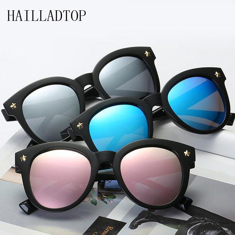 HAILLADTOP Hot New Design Aluminum Polarized Sunglasses Driving Eyewear Pilot Sunglass Defending Coating Lens Classic