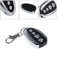 433Mhz Universal Garage Door Gate Duplicator Cloning Remote Control 4 Buttons