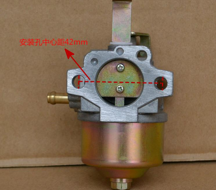 Free Shipping EY20 RGX2400 carburetor carbureter carburetter Suit for EY20 RGX2400 model stator for hs500 hisun500 model carburetor model