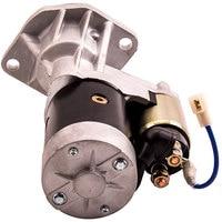 Starter Motor For Jackaroo Turbo engine 4JB1 T 2.8L diesel 88 04 For Rodeo TF engine 4JA1 2.5L diesel 88 92 0986016681