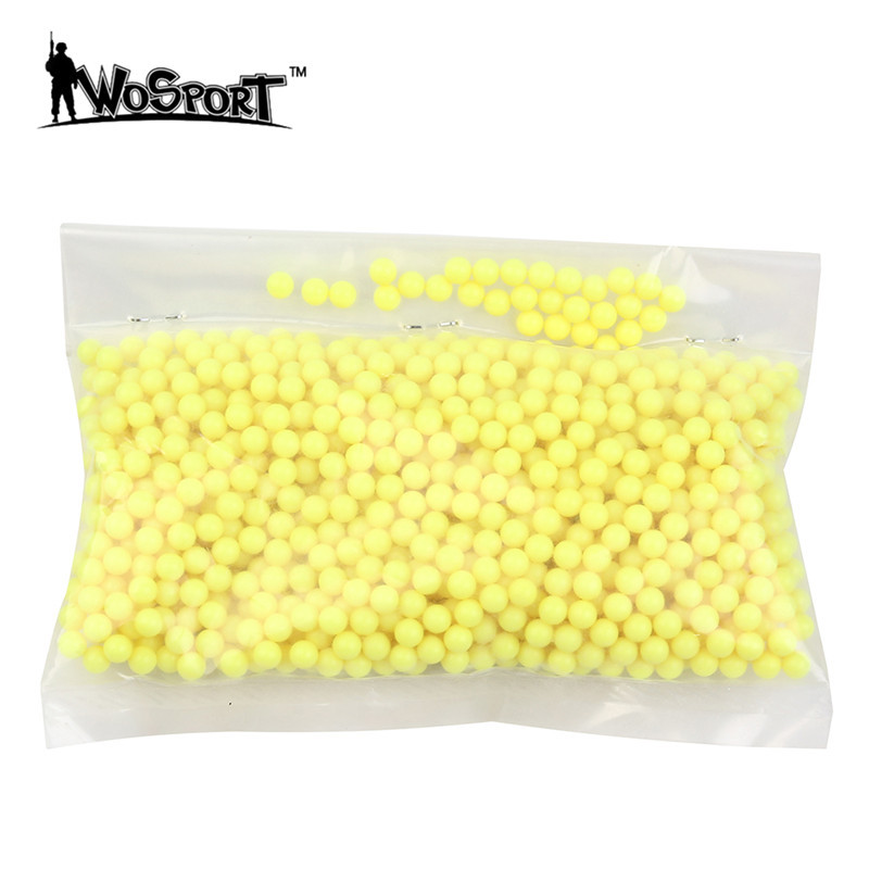 Airsoft Bb Strike Ball 1000pcs/bag Paintball 0.12g Hunting Shooting Strike Ball Tactical Bbs Outdoor Hunting Ammo Accessories Sports & Entertainment Paintballs