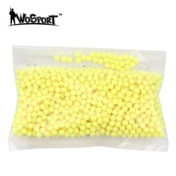 Airsoft BB Strike Ball 1000pcs/bag Paintball 0.12g Hunting Shooting Strike Ball Tactical BBs Outdoor Hunting Ammo Accessories