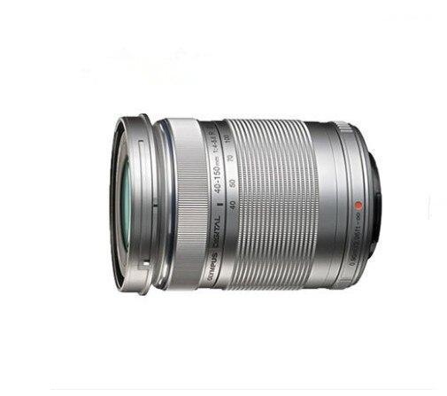 Silver NO BOX M ZUIKO DIGITAL ED 40 150mm f 4 5 6 R lens For