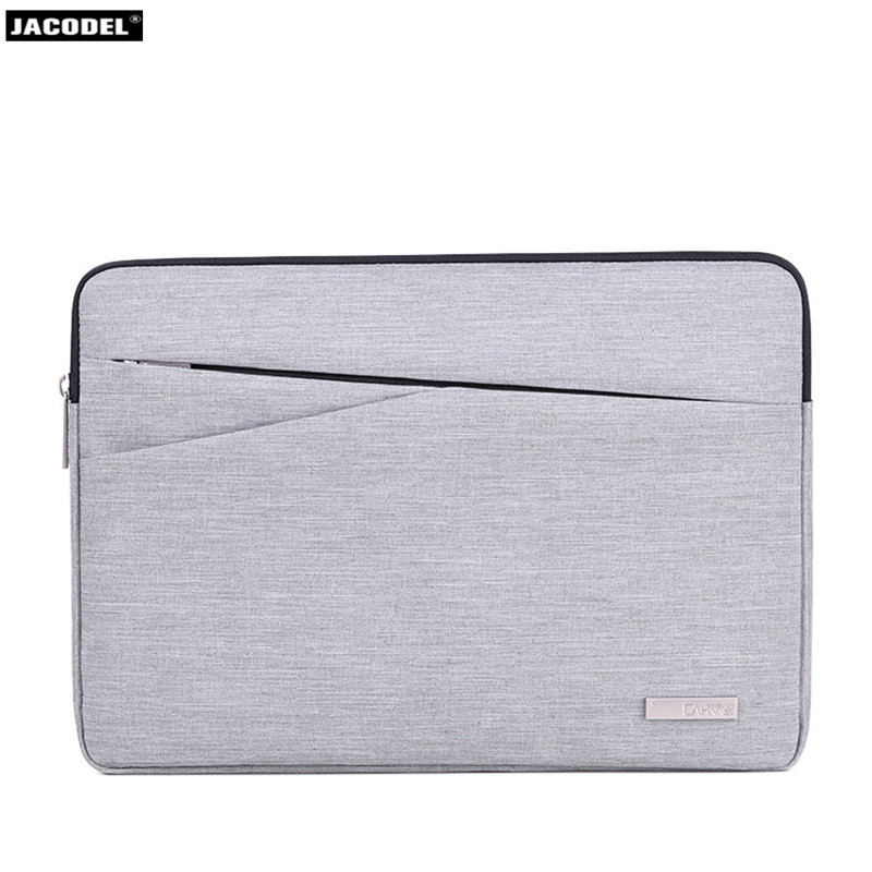 Jacodel Unisex Laptophoes 13 14 15 inch for Capa macbook air 13 pro 13 15.6 inch laptop Sleeve Case for HP pavilion g6 envy m6