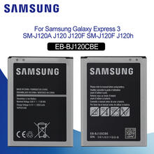 Samsung EB-BJ120CBU для samsung Galaxy Express 3 SM-J120A J120 J120F SM-J120F J120h J120ds 2050 мАч Замена телефон Батарея