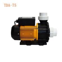 1 шт LX TDA75 спа горячая джакузи Водяной насос 220 В 550 Вт горячая ванна спа циркуляционный насос и Ванна насос