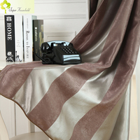 Beautiful Princess Style Curtains For Living Room Bedroom Blackout Window Curtain Tulle And Fabric For Cortinas