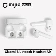 Xiaomi Bluetooth наушники Air TWS ENC активное шумоподавление ANC сенсорное управление Беспроводная Bluetooth стерео гарнитура AAC HD звук