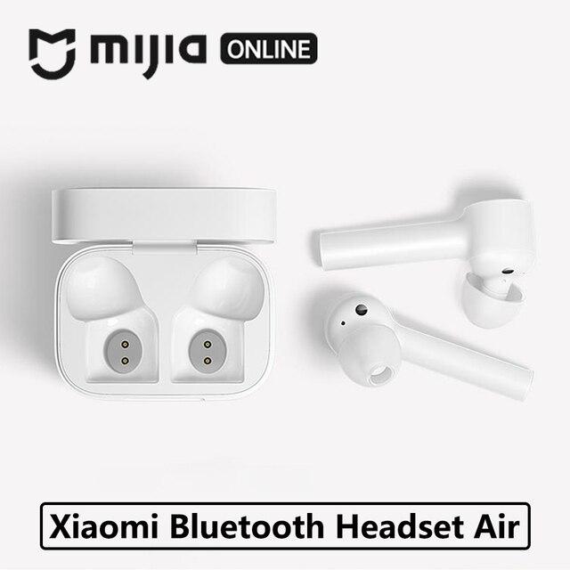 Xiaomi auriculares Bluetooth Air TWS ENC reducción activa del ruido ANC Control táctil inalámbrico Bluetooth Estéreo auriculares AAC HD sonido