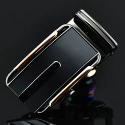 3,5 см Ширина пряжки для Для мужчин Элитный бренд кожаный ремень Для мужчин Automatique пряжка джинсы Широкие ждать пряжки ремня CE2764