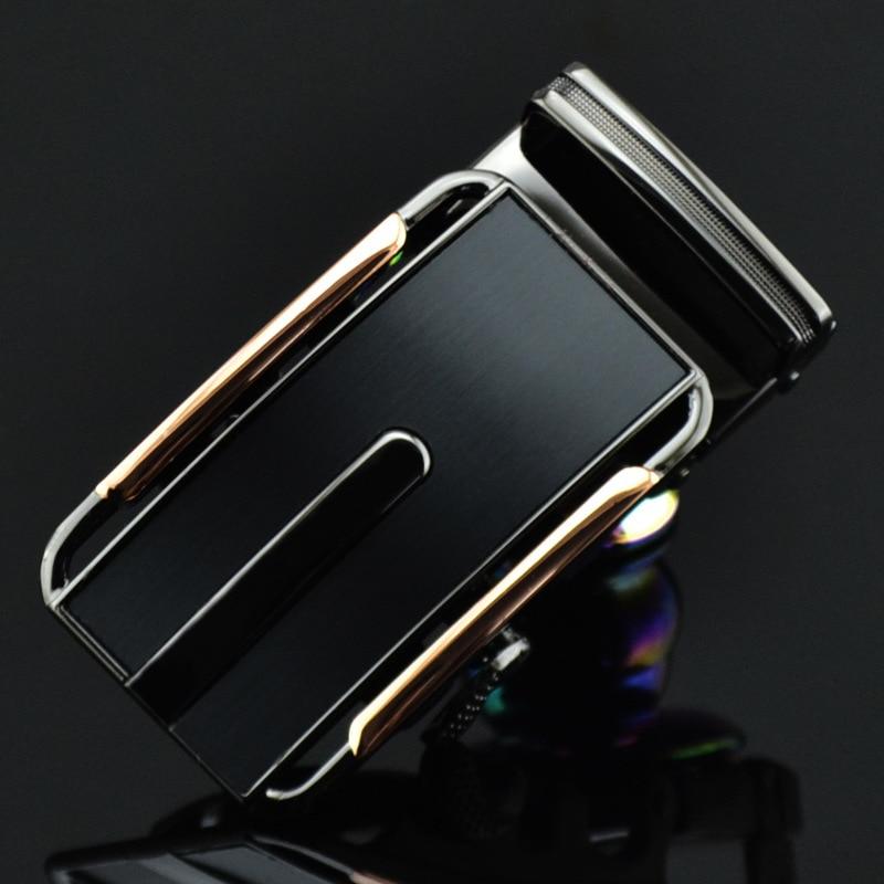 3.5cm Width Belt Buckles For Men Luxury Brand Leather Belt Men Automatique Buckle Head Jeans Wide Wait Belt Buckles CE2764