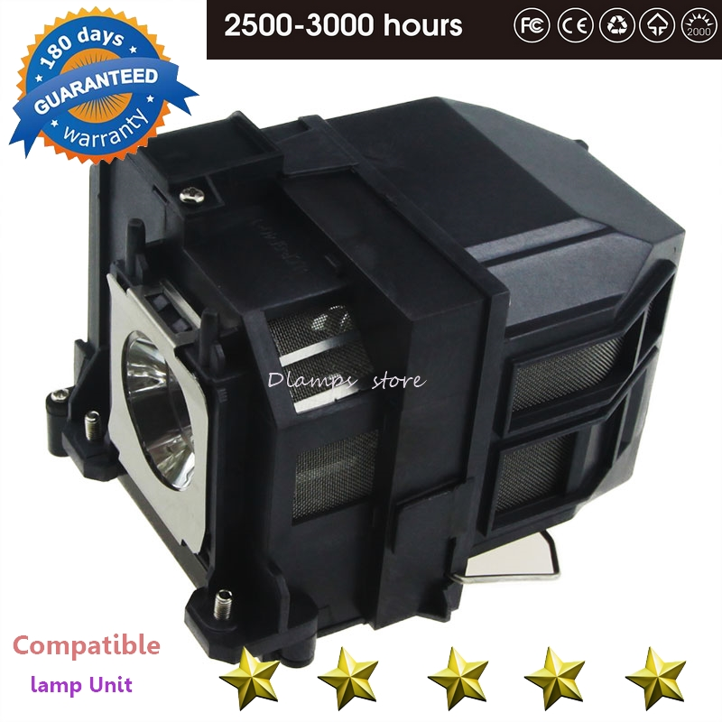 Replacement  Projector Lamp  ELPLP71 for EB-470 EB-475W EB-480 EB-485W EB-485Wi/PowerLite 470 475W 480 485W, 475Wi 480i 485Wi replacement projector original lamp elplp71 for epson powerlite 470 475w 480 and 485w multimedia projectors 245w