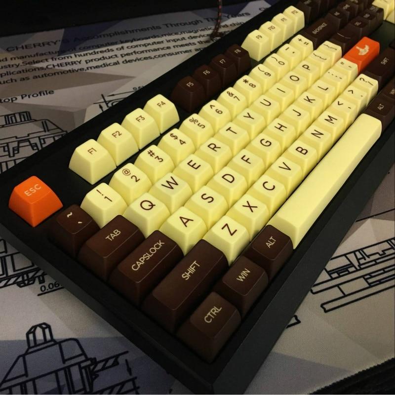 1965 sa keycap, sa sous-colorant keycap, convient à: 64/68/84/104 pbt nouveautés keycap, cerise porte-clés