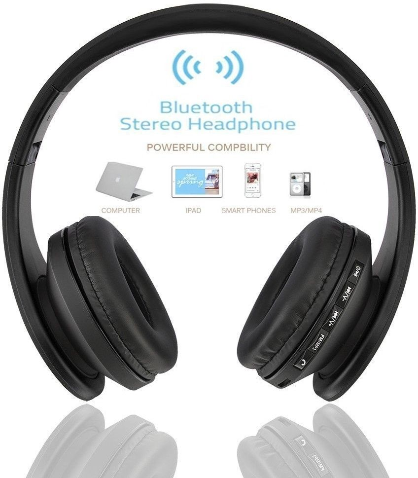 Best Selling Andoer Wireless Headphones Digital Stereo Bluetooth 4.1 EDR  Headset Card MP3 player Earphone FM 5bc0c893c7