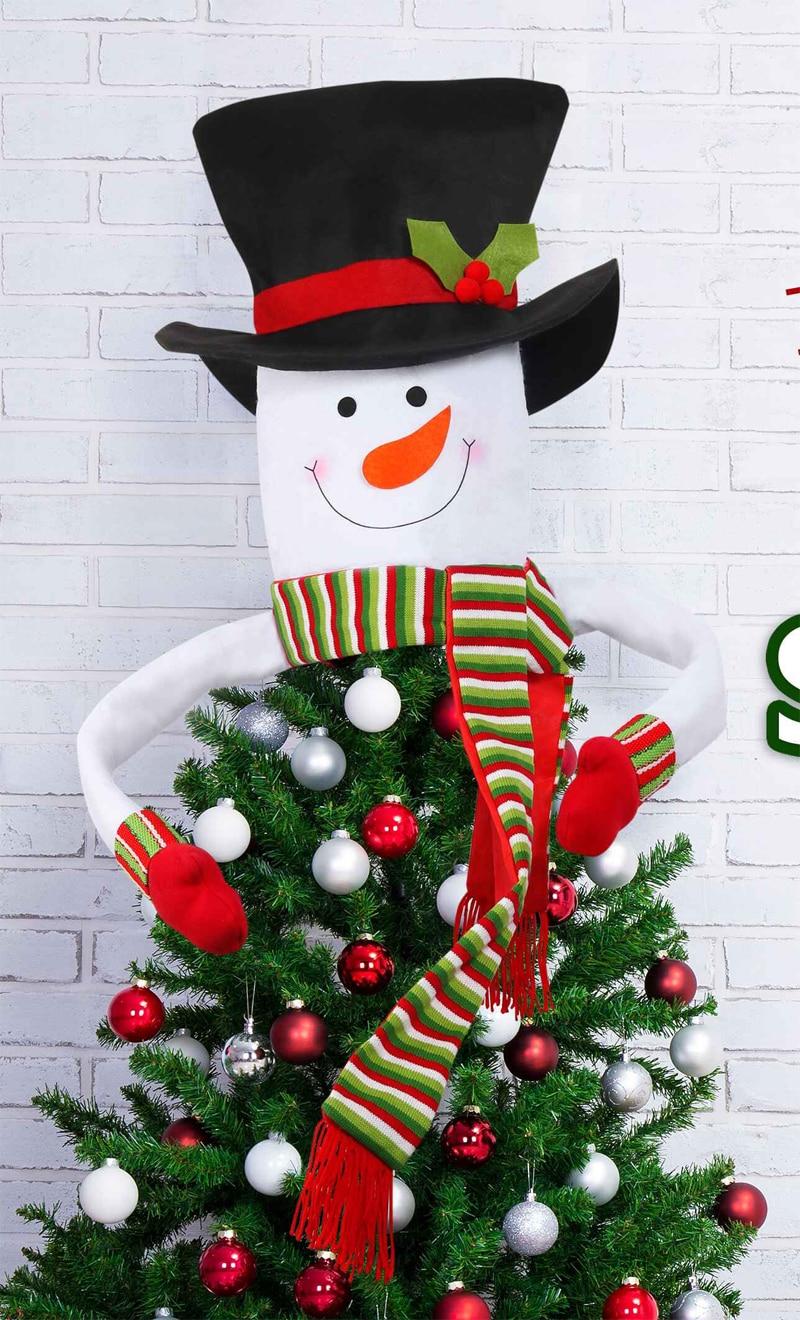 outdoor snowman decoration QQ20180817164552