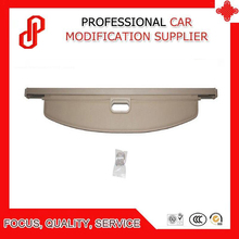 Black beige color Rear Trunk Security Shield retractable Cargo cover Tonneau cover for XC60 все цены