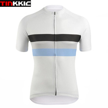 Tinkki Cycling Jersey Men's Short Sleeve Maillot Ciclismo Road Bicycle Mtb Bike Cycling Clothing Tops for Summer #XT-064