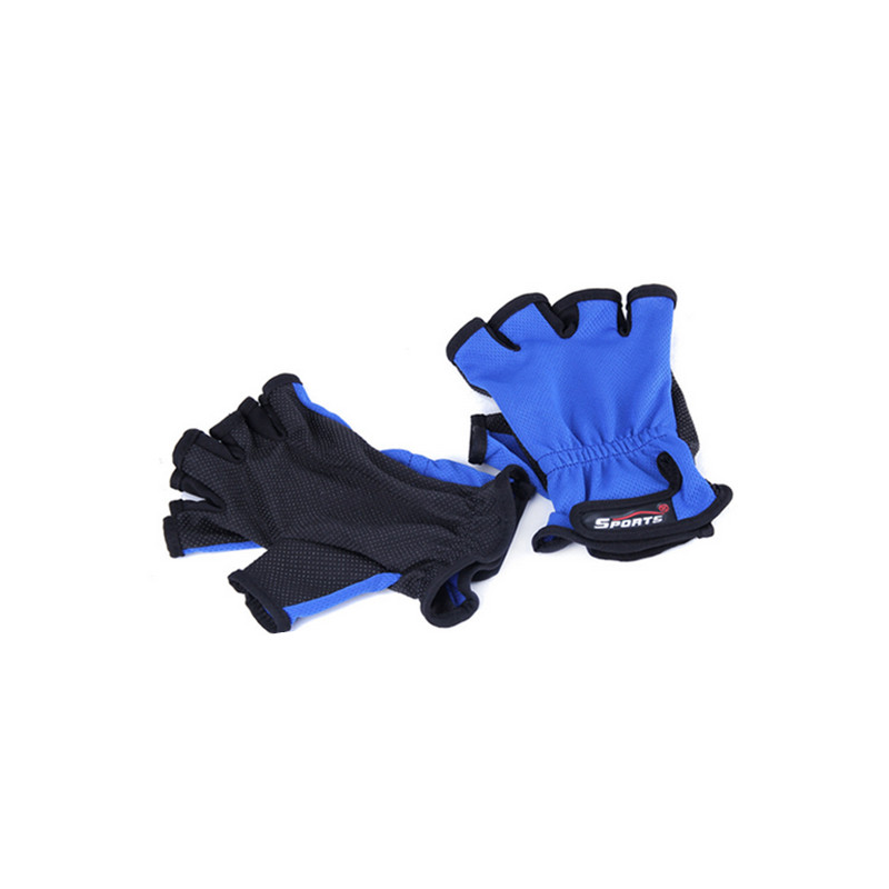 FuLang Fishing font b Gloves b font Fast drying colloidal particles silica gel full Finger anti