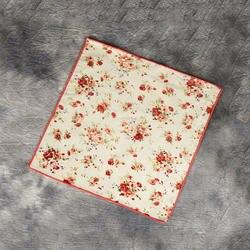 Mantieqingway Для мужчин s хлопка карман квадратных цветочный платок Для мужчин костюм нагрудные платки свадебные площадь Пейсли Hanky