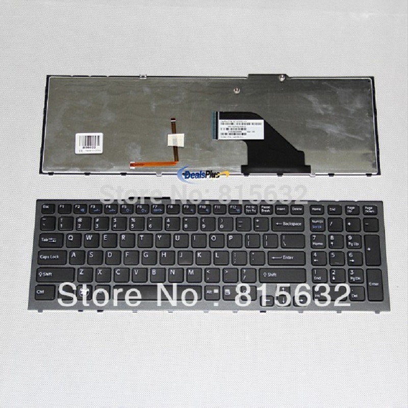 Laptop Keyboard for SONY VAIO VPCF11, VPCF12, VPCF13 - 148781211 original usb keyboard for sony vaio all in one machine for original sony japanese keyboard high quality for compute pc laptop