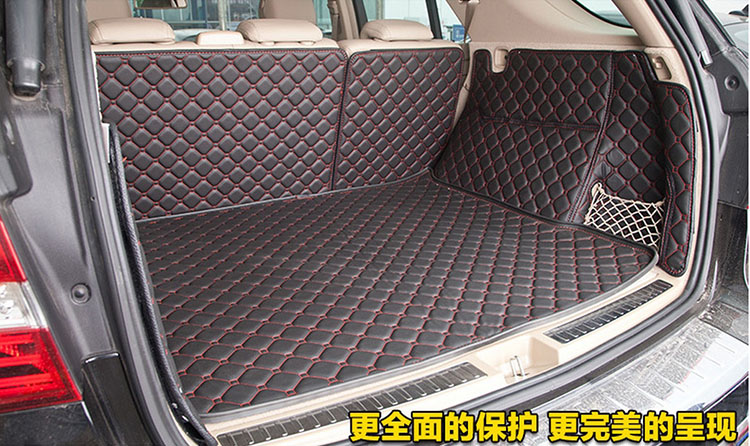 Topmats Trunk Mats For Mercedes Gle Coupe Class Cargo Mat