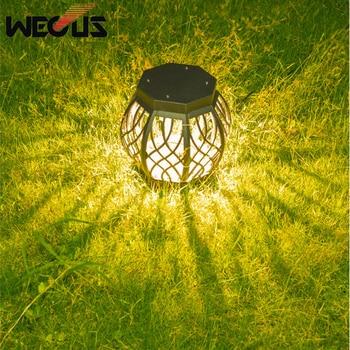 Lawn LED lamp enclosure outdoor courtyard landscape lighting garden villa ground light garden pillar light tuinverlichting bra