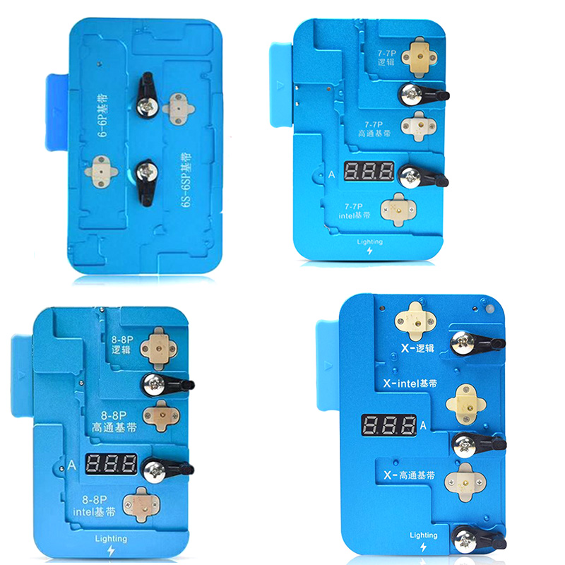 JC PRO1000S For iPhone 6 6S 6S 6SP 7 7P 8 8P Baseband IC Chip Programmer