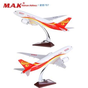 цена на 40cm/43cm Air China Hainan Airlines B737 Boeing 737/738 Airplane Model Plane Model Alloy Metal   Aircraft Diecast Toy Kids Gift