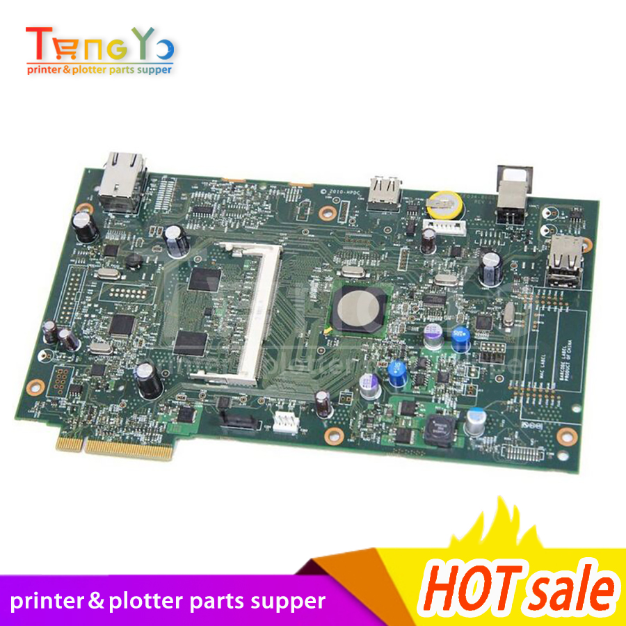 Free shipping 100% test laser jet for HP600/M601/M602 Formatter Board CE988-67906 CE988-67908 printer part on sale стоимость