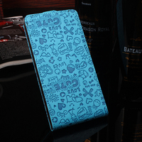 PU Leather Case For LG K8 LTE K350E K350N Case Flip Phone Back Cover Up And