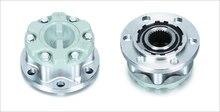 2 piece x For MITSUBISHI Pajero Triton L200 4x4 Montero 1990-2000 Free wheel locking hubs B011 MD886389