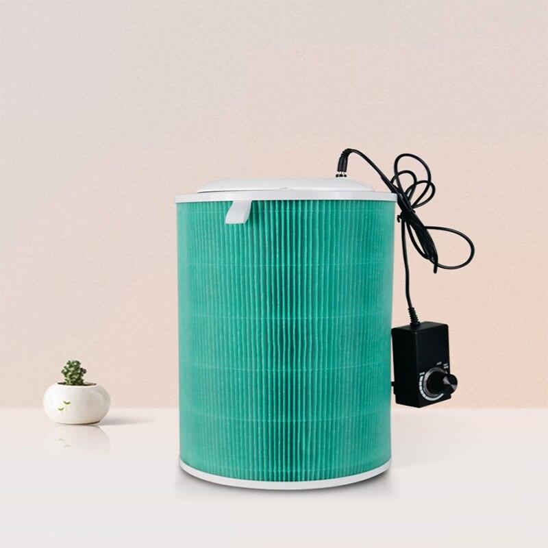 DIY xiaomi Purificador de Ar filtro de Ar Filtro HEPA (um diy cleaner + um filtro)