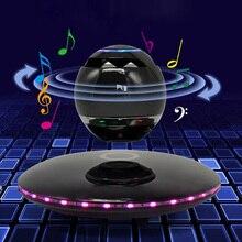 Смарт Bluetooth динамик оригинальная Магнитная подвеска технология 360 градусов стерео объемный бас сенсорное управление HD hands-free вызов