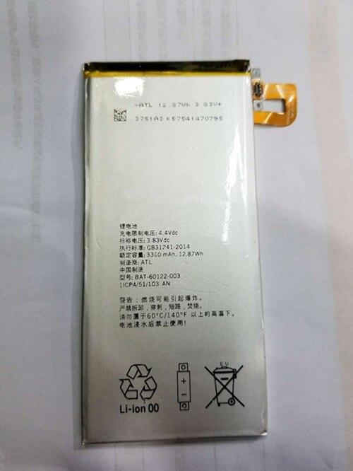 For BlackBerry Priv Mobile phone battery 3360mAh BAT-60122-003 BlackBerry(China)