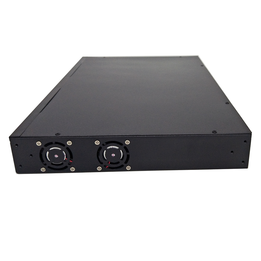 16 port 10/100/1000 M Hızlı Ethernet Anahtarı PoE anahtarı IEEE - Güvenlik ve Koruma - Fotoğraf 4